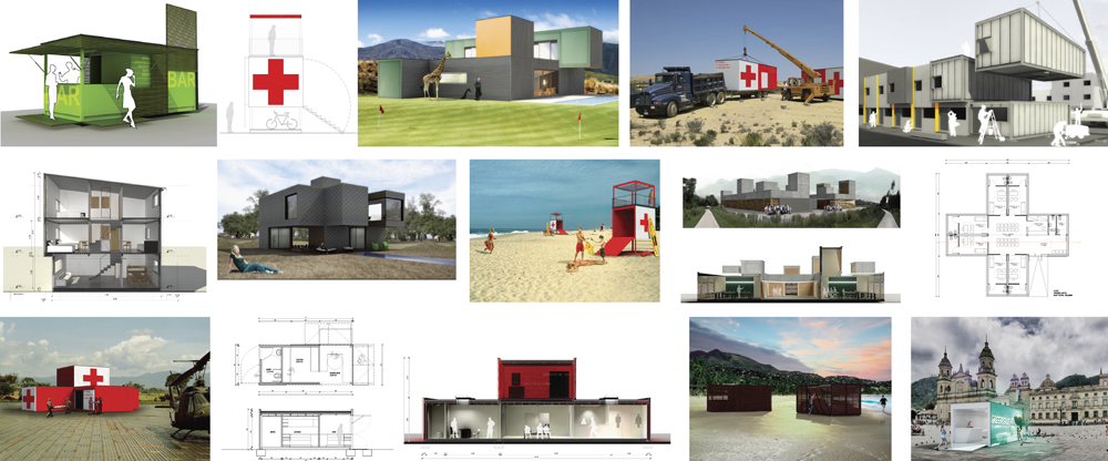 Sicmo Sistema Industrializado de Construcción Modular