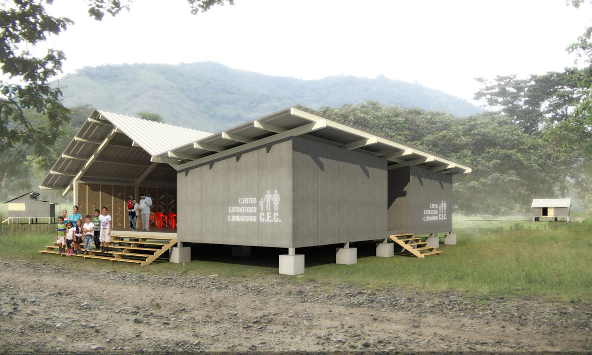 Sicmo Centro Comunitario 01