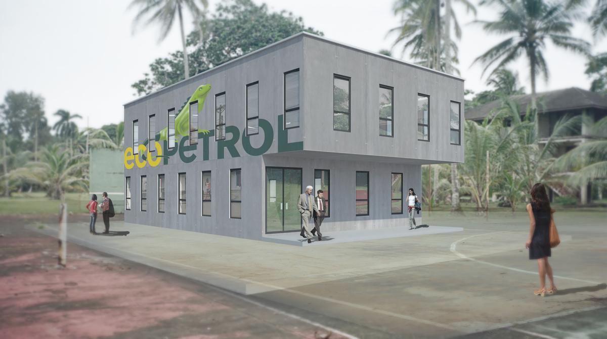 Oficinas Centro Operativo Ecopetrol